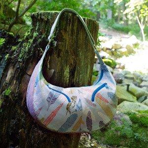 Sheena Hobo Bag Acrylic Templates