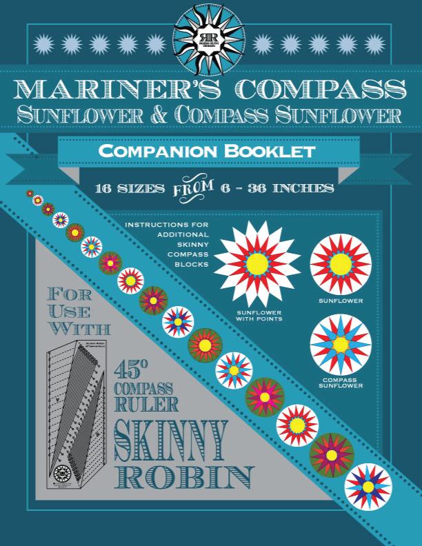 Skinny Robin Compass Companion Booklet