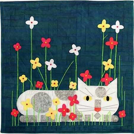 Summer Gardener pattern