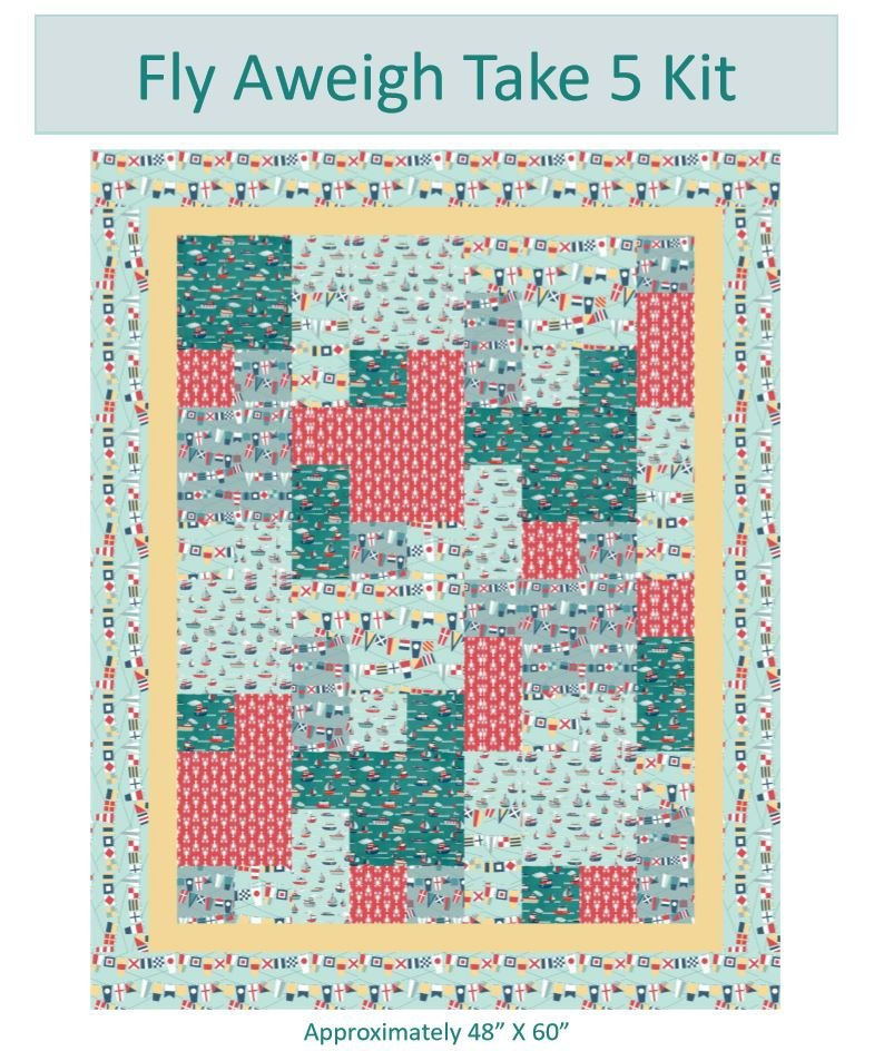 Fly Aweigh Take 5 Kit