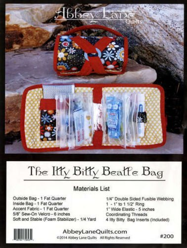 The Itty Bitty Beatle Bag W/Ins