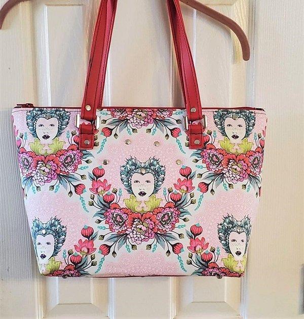 The Lauren Bag Acrylic Templates