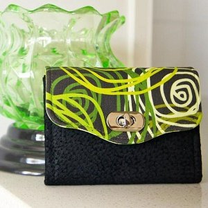 Mini Necessary Clutch Wallet Acrylic Templates