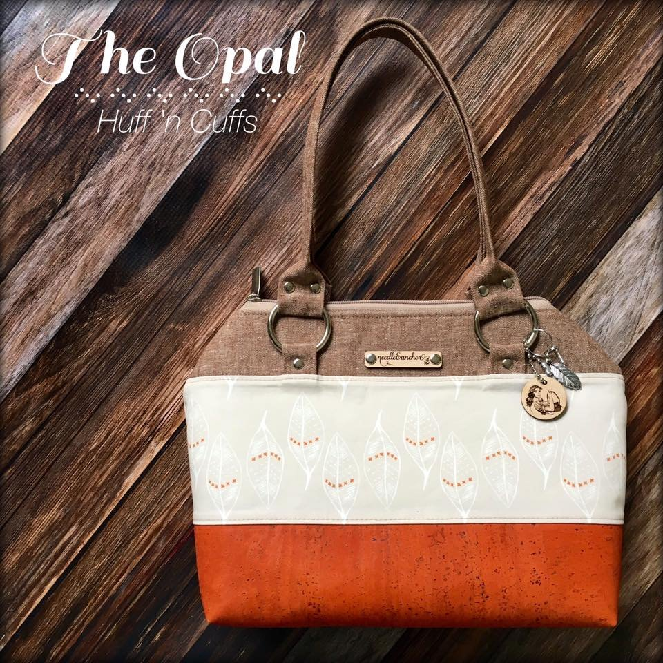 The Opal Bag Acrylic Templates