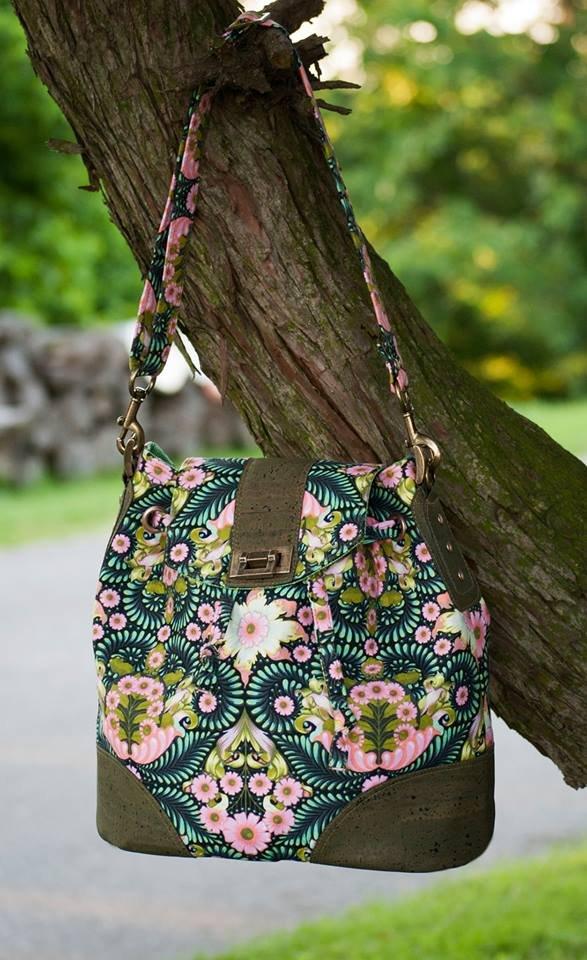 The Trenta Bucket Bag Acrylic Templates