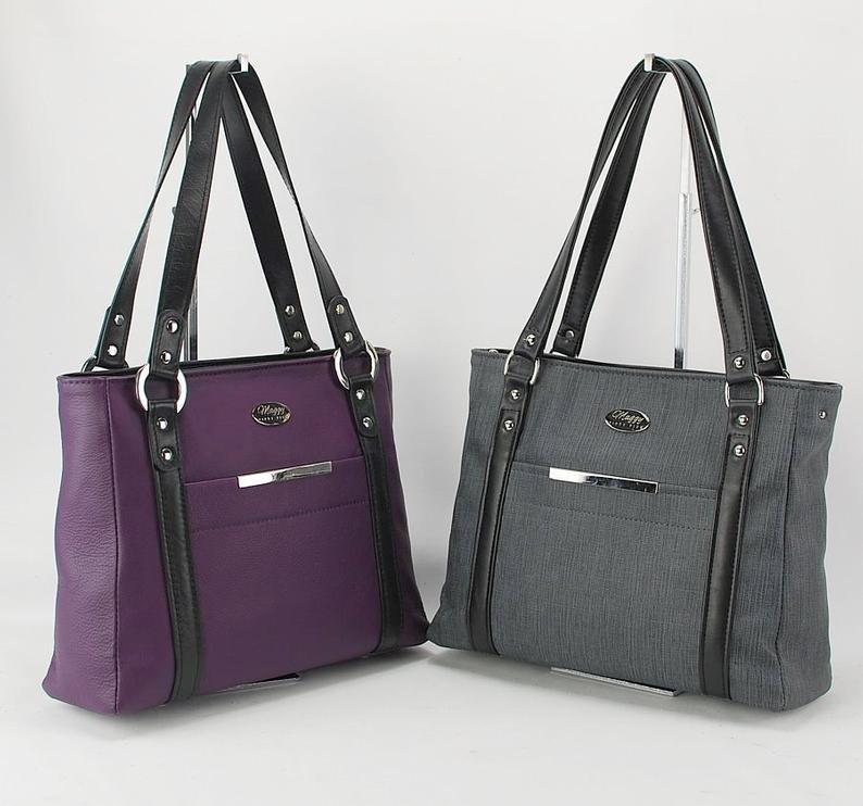 Voyage Handbag Acrylic Templates