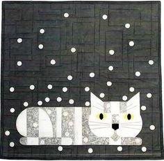Winter Watcher pattern