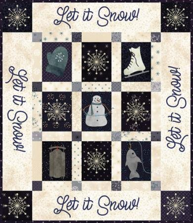 Snowman Gatherings III PRI-583G