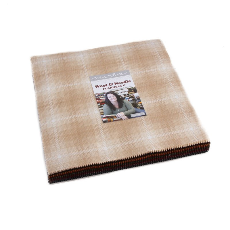 Wool & Needle Flannels V 1220LCFM