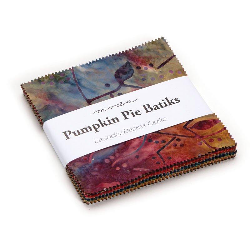 Pumpkin Pie Batiks Charm Pack 42289PP