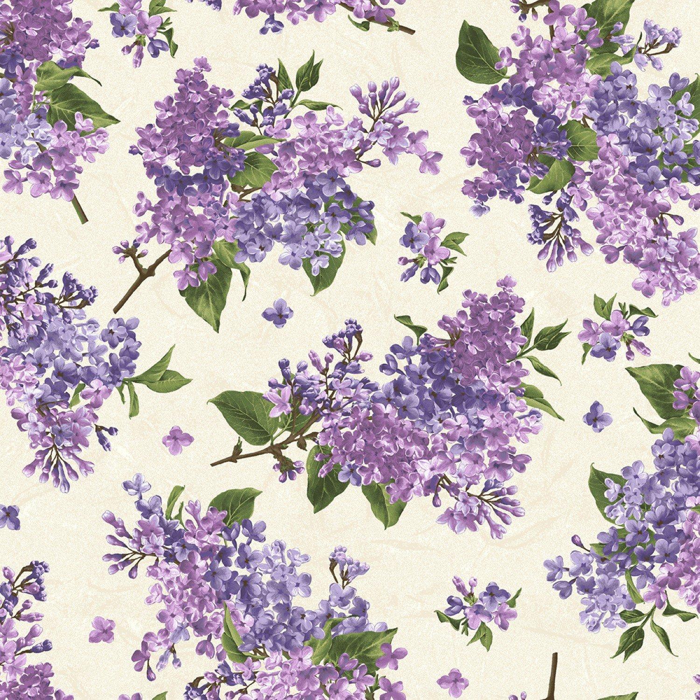 Fresh Lilacs MAS8600-E