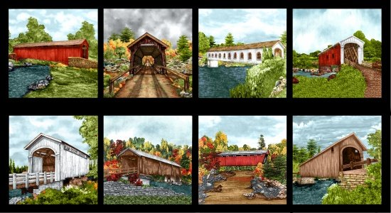Covered Bridges 8997-99