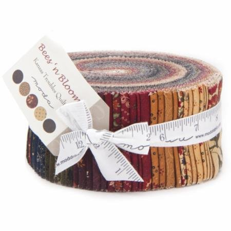 Bees 'N Blooms Jelly Roll 9490JR