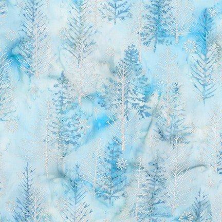Artisan Batiks Northwoods 8 AMDM-18771-88 Ice