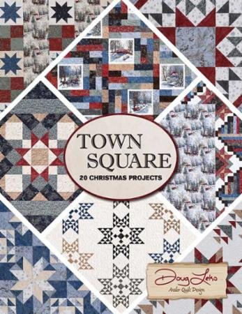 Town Square - 20 Christmas Projects AQD-0406