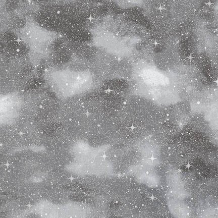Winter White 3 AWHM-17377-312 STARRY NIGHT