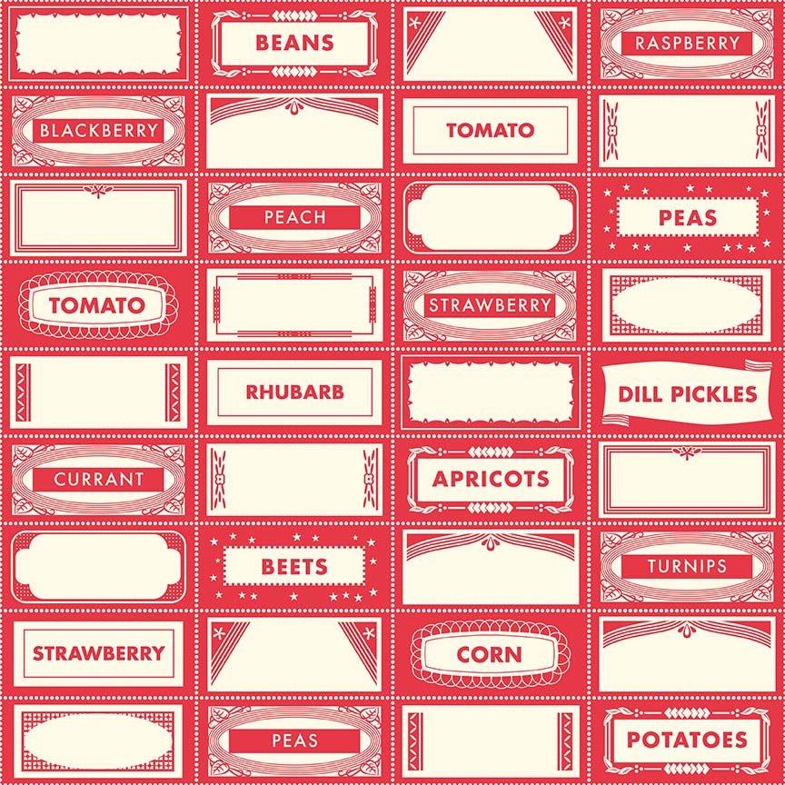 Farm Girl C5023-RED