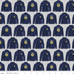 FFA Forever Blue C7213 Gray