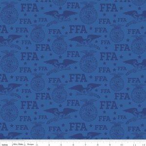FFA Forever Blue C7216 Blue