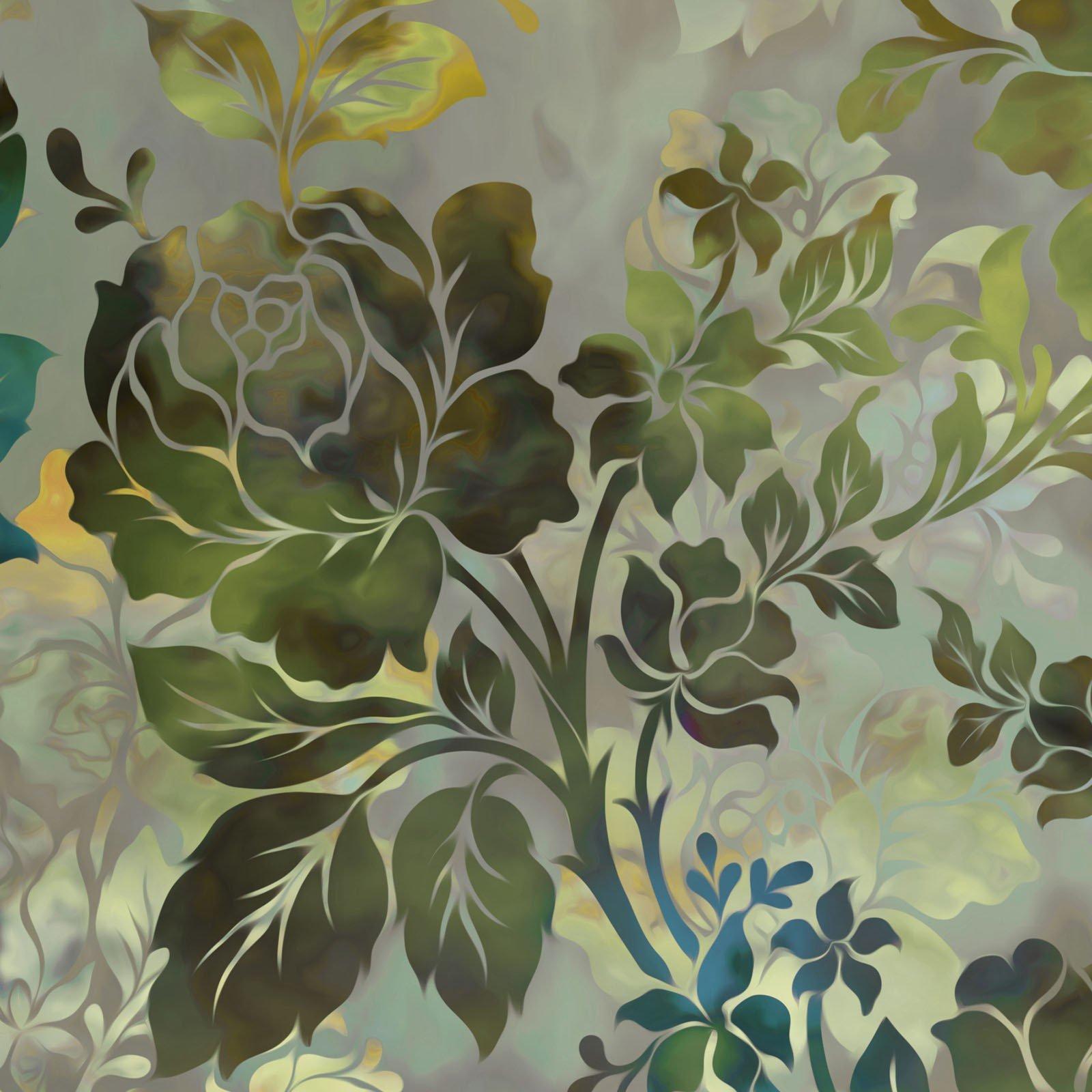 Diaphanous 1ENC-3 Leaf Night Bloom