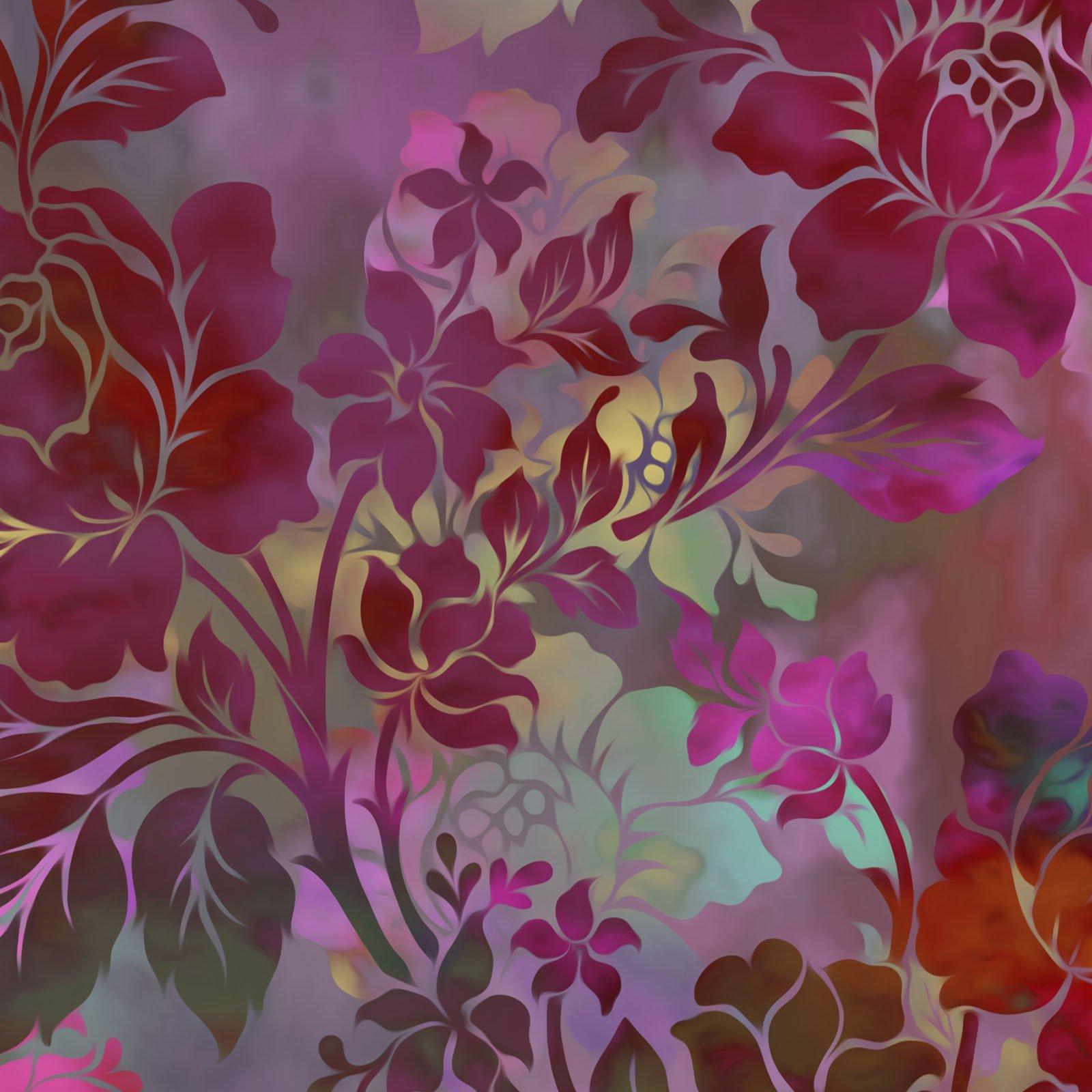 Diaphanous 1ENC-5 Magenta Night Bloom