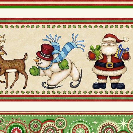 Santa Coming To Town 1649-24616-X