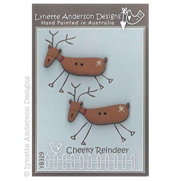 Cheeky Reindeer YB-329