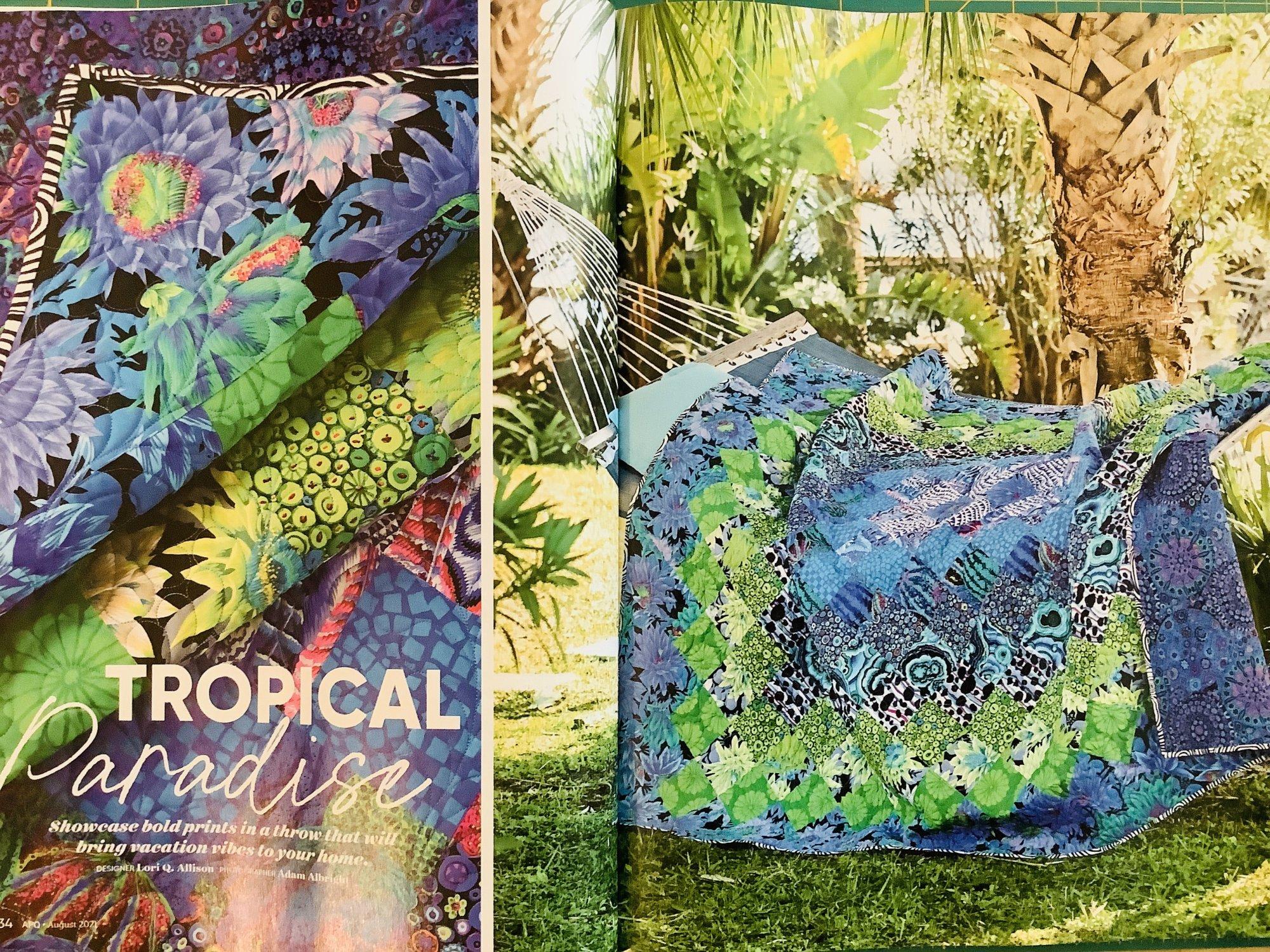 Tropical Paradise Magazine Issue 171