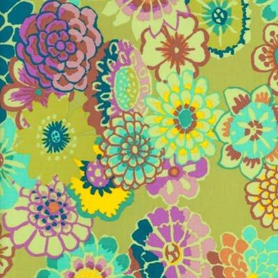 Aisan Circles - Chartreuse