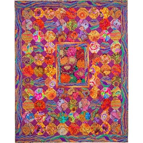 Autumn Chintz Quilt Sample