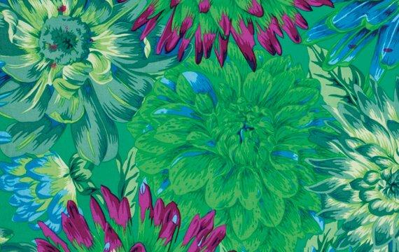 Cactus Dahlia - Green