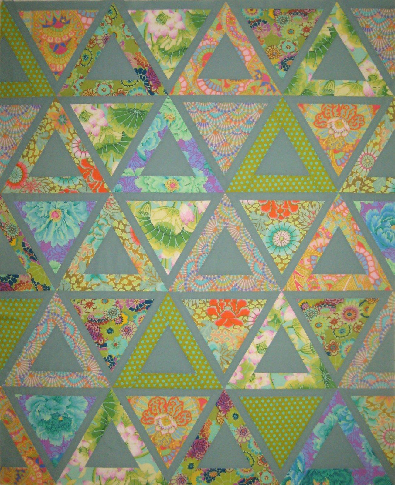Chopsticks Pattern by Jaybird Quilts