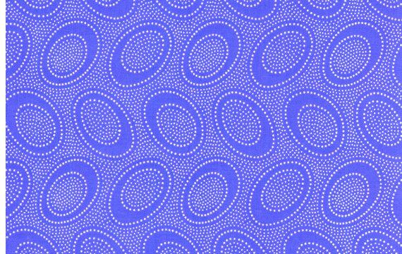 Aboriginal Dots - Iris