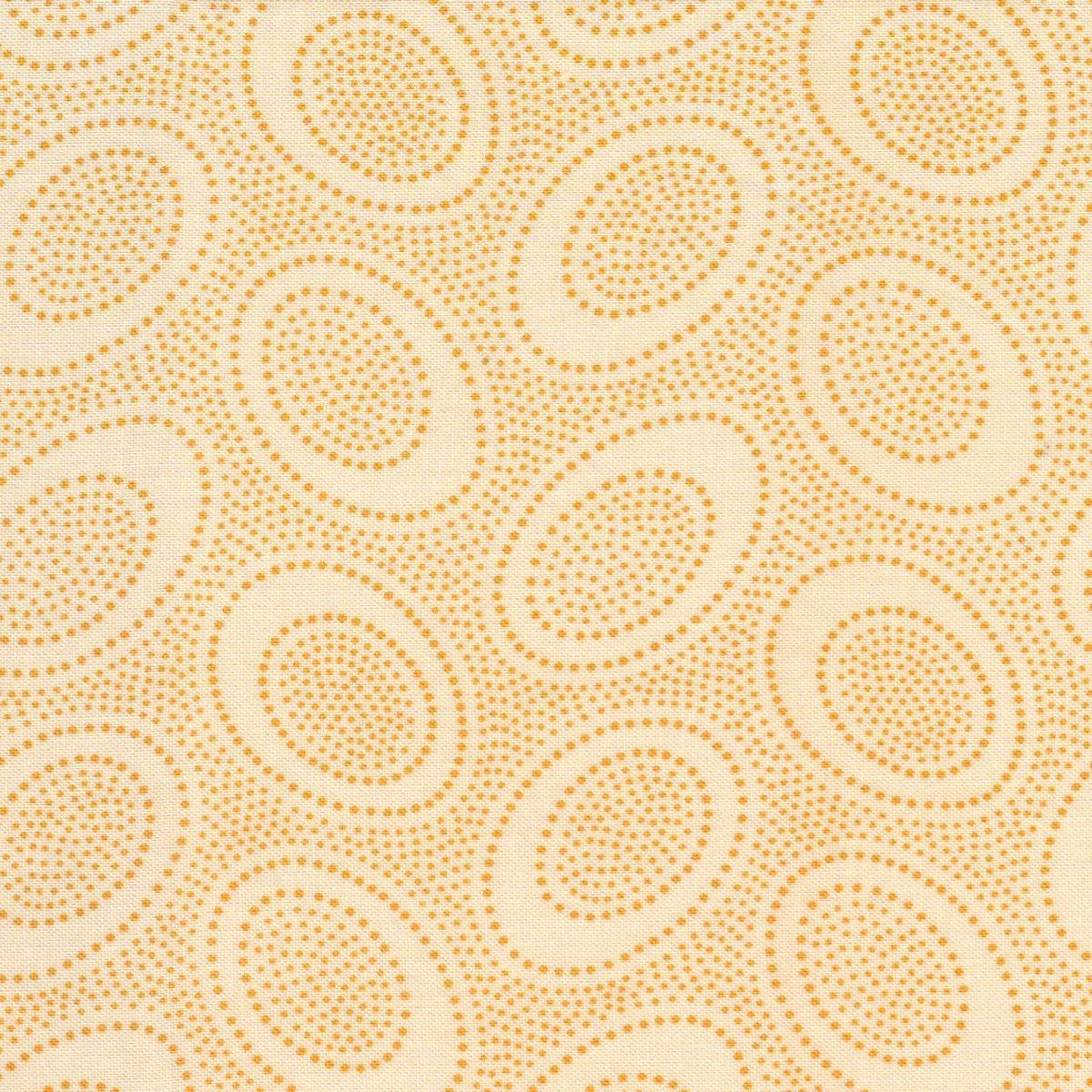 Aborignal Dots - Ivory