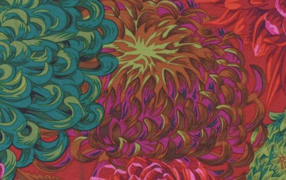 Japanese Chrysanthemum - Scarlett