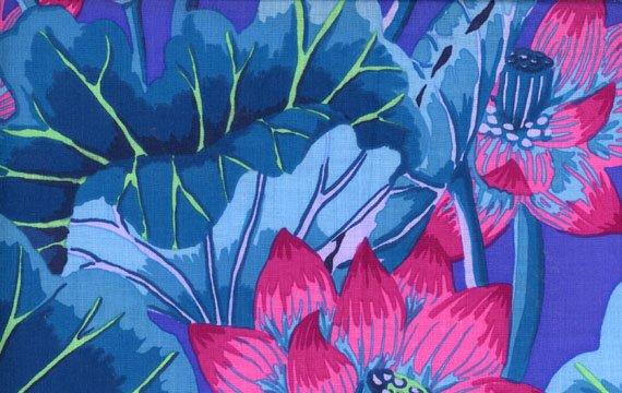 Lake Blossom - Blue