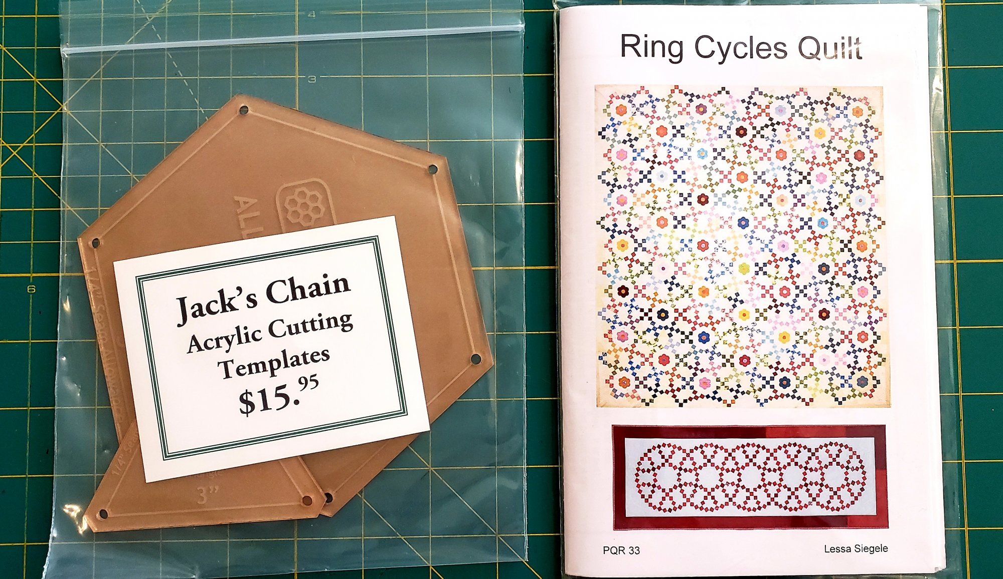 Jack's Chain & Templates