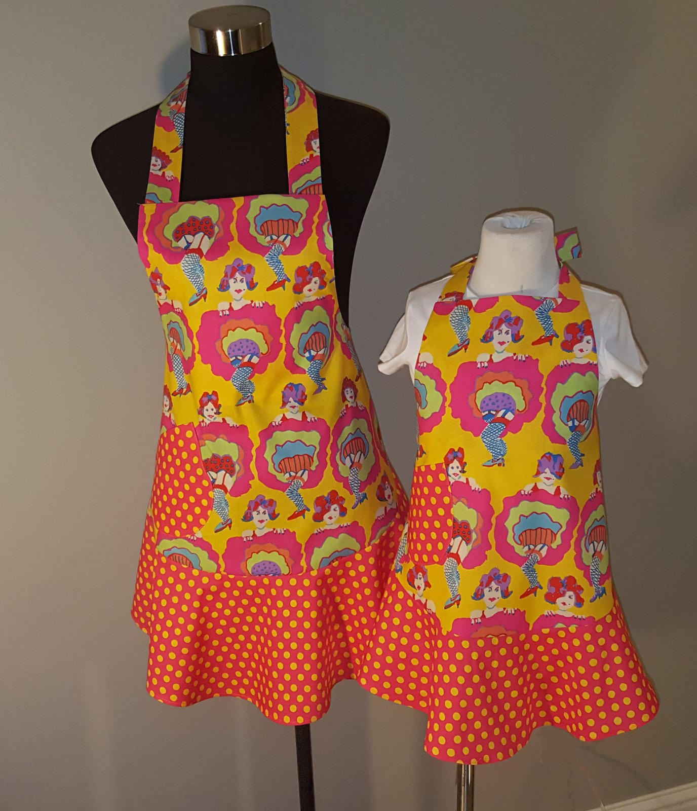 Made To Match Aprons