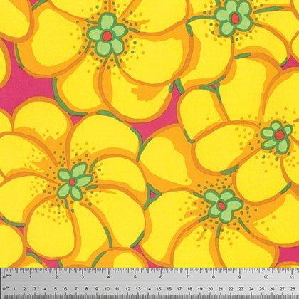 Elephant Flower - Yellow