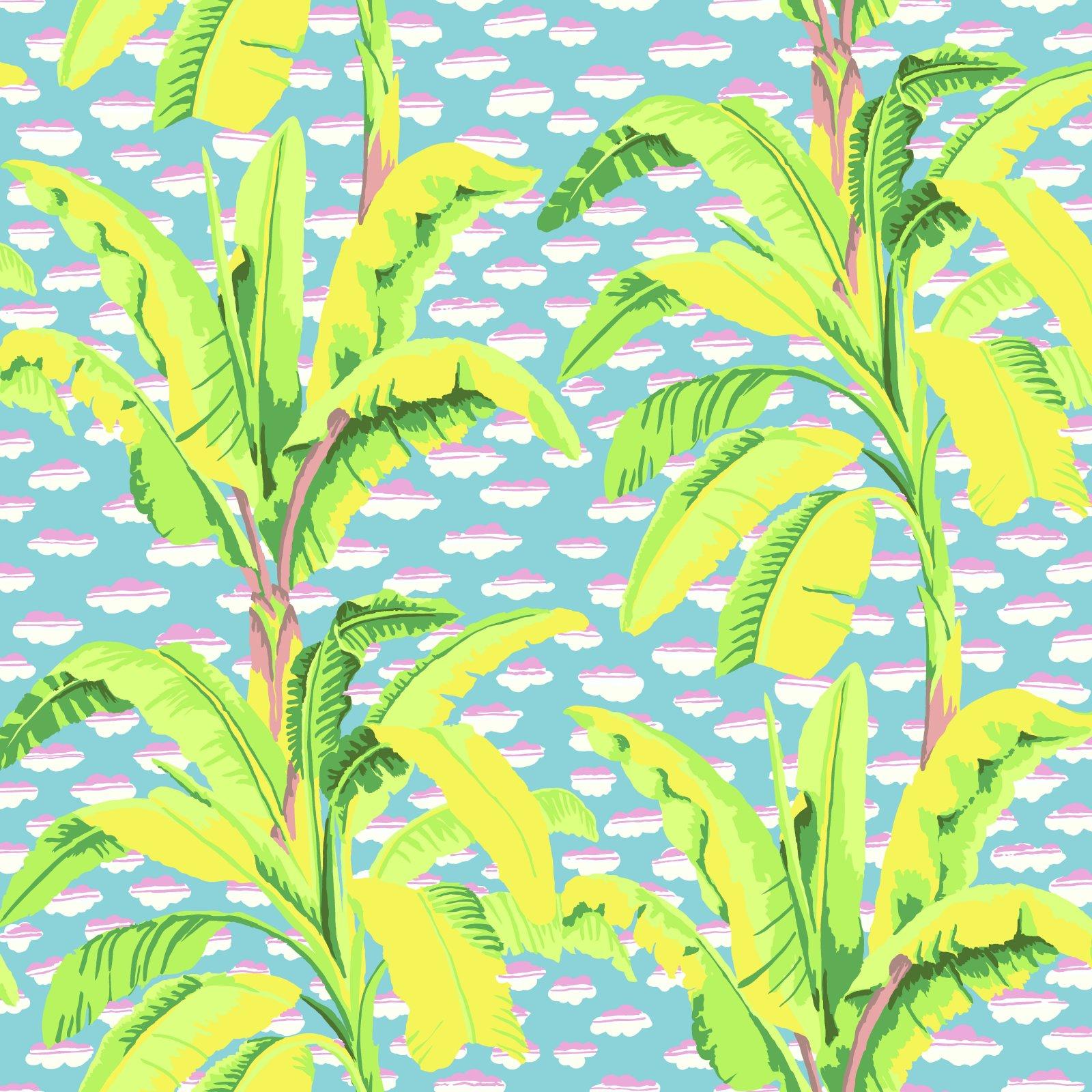 Banana Tree - Green