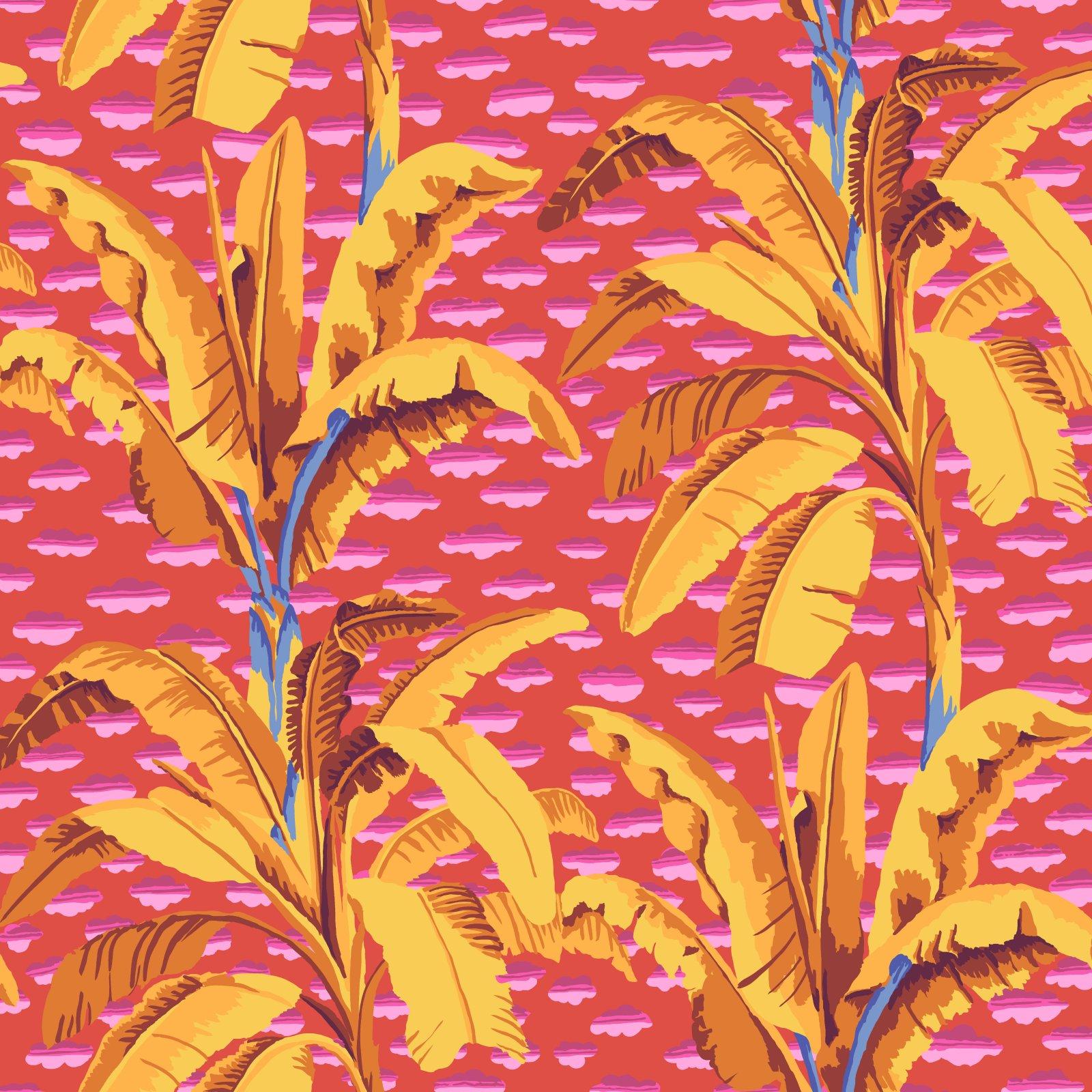Banana Tree - Red