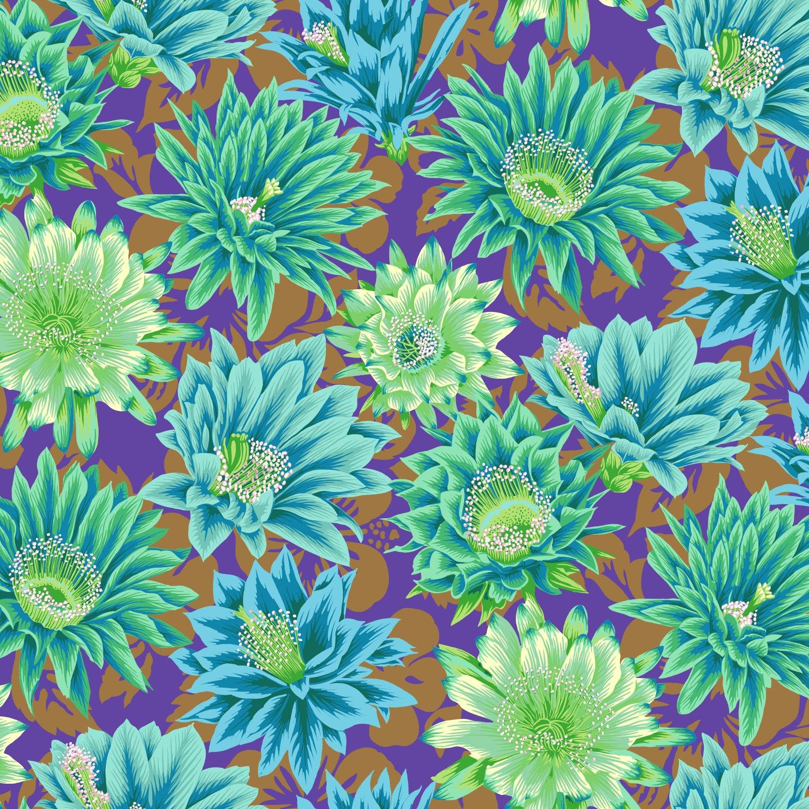 Cactus Flower - Emerald