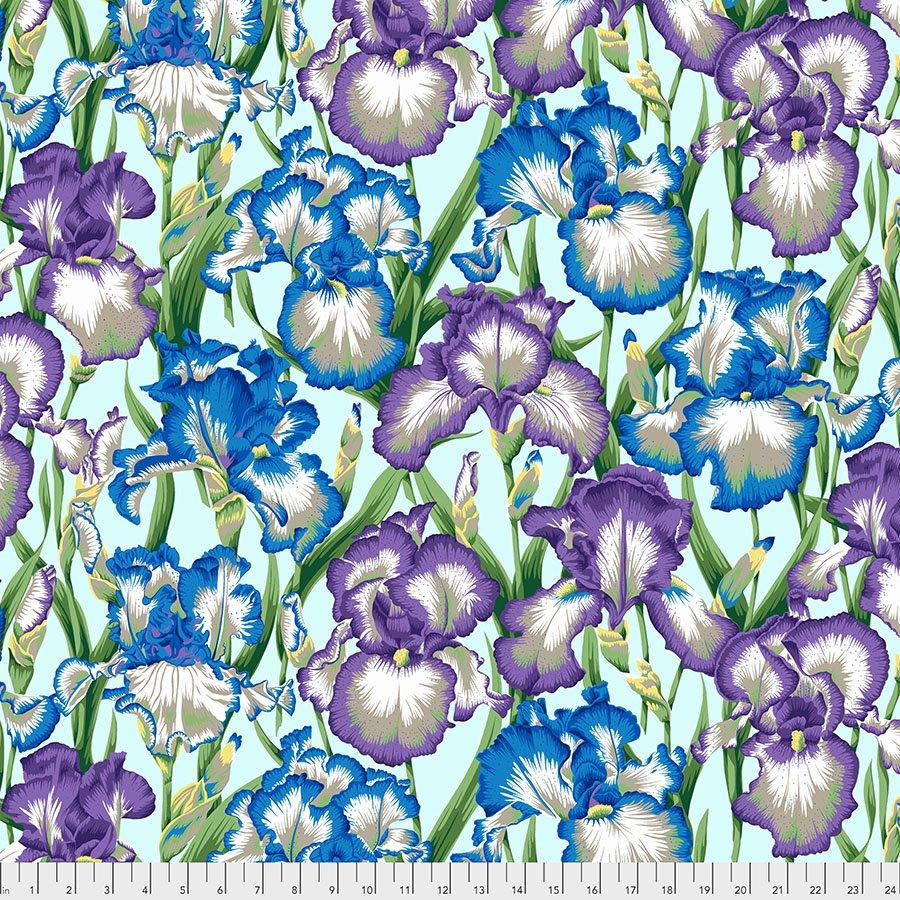 Bearded Iris - Cool