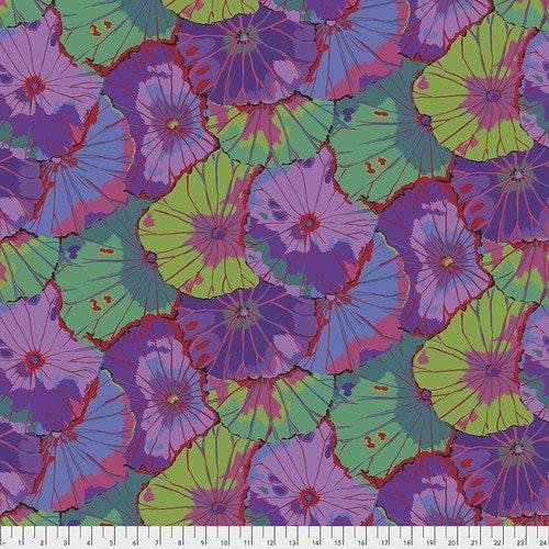 Lotus Leaf - Purple  108 x 108