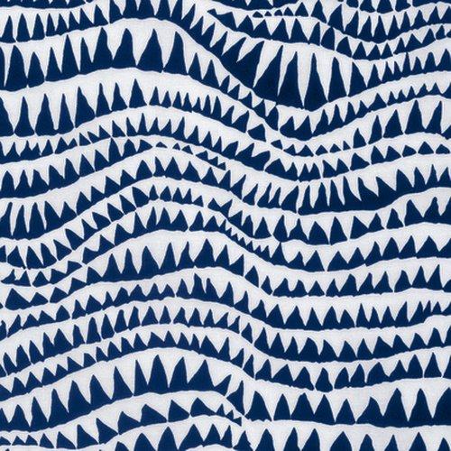 Sharks Teeth - Blue