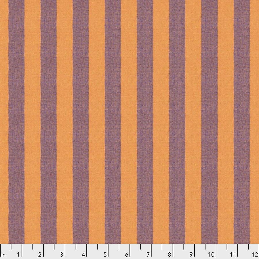 Woven Stripe - Cantalope