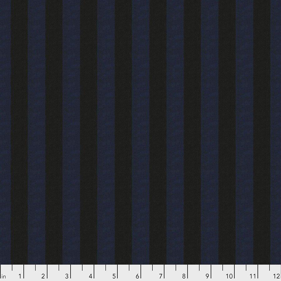 Woven Stripe - Ink
