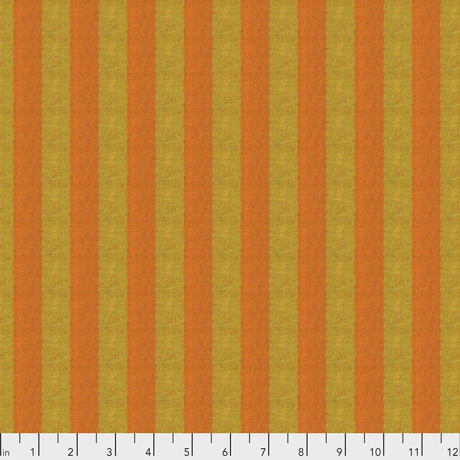 Woven Stripe - Turmeric