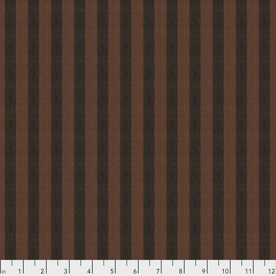 Woven Stripe - Cocoa