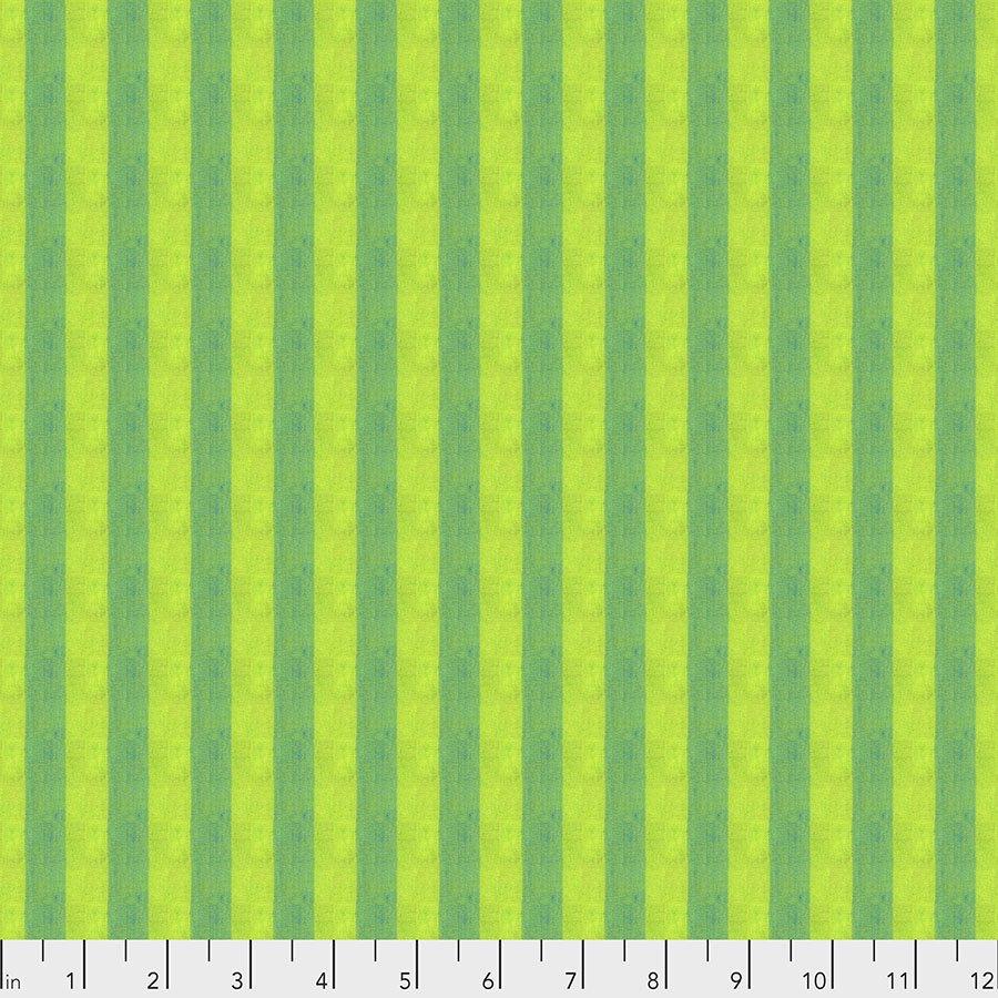 Woven Stripe - Gooseberry